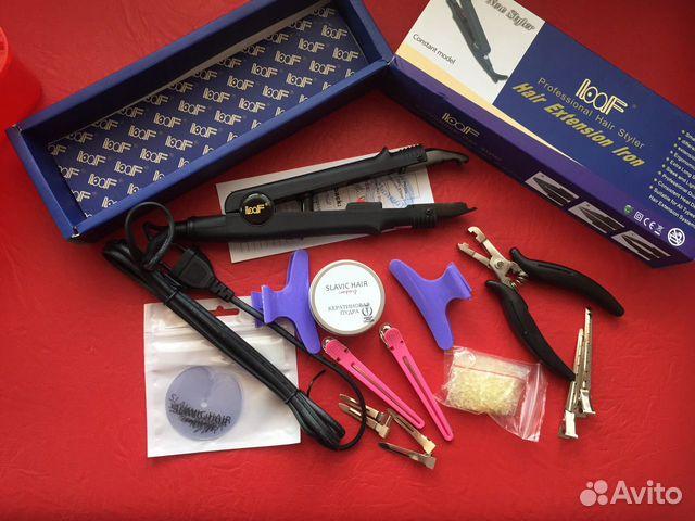 Набор для наращивания волос 89867496460 купить 5