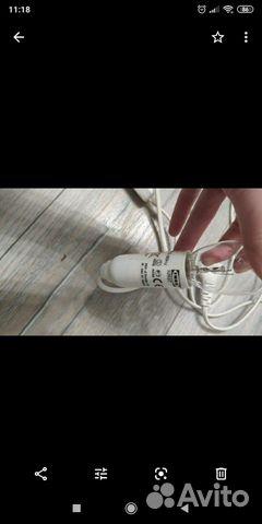 Патрон со шнуром, лампочка 89504712335 купить 4