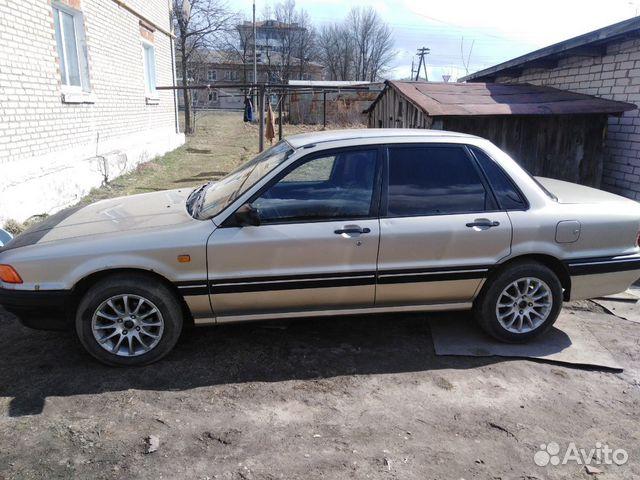 Mitsubishi Galant, 1988 89995229352 купить 2