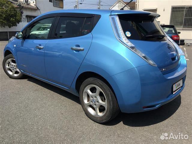 Nissan Leaf, 2013 купить 1