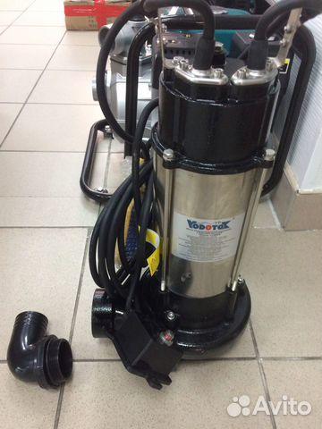 Канализационный насос vodotok V 1300 DF  89333028987 купить 1