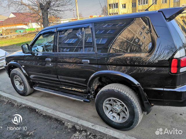 Mitsubishi Pajero Sport, 2006 89617245908 купить 1