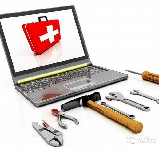 Repair of computers, laptops 89202405544 buy 1