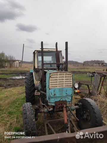 Продам трактор юмз вместе с навесным купить 2