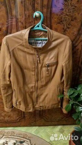 Кожаная куртка.pu(48)  купить 1