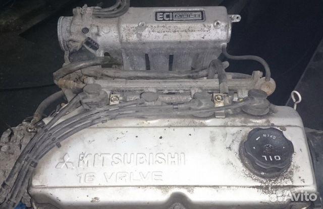 Двигатель 4G92 от Ланцера 7  89211775723 купить 3