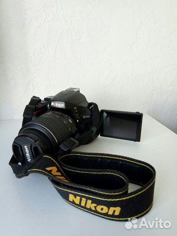 Nikon d5100 + объектив 18-55