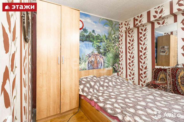 3-к квартира, 49 м², 5/5 эт. 89214605251 купить 6