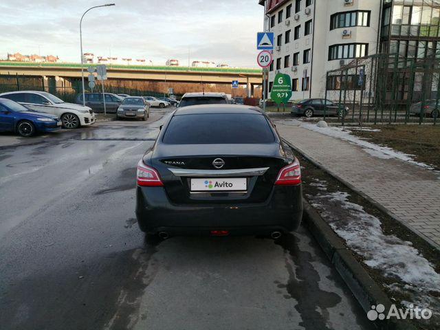 Nissan Teana, 2014 89659311050 купить 5