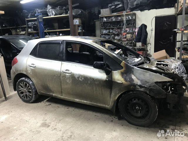 Toyota Auris, 2008 89124435777 купить 3