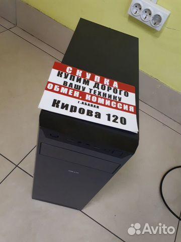 89503079406  Системный Блок для работы (К120)