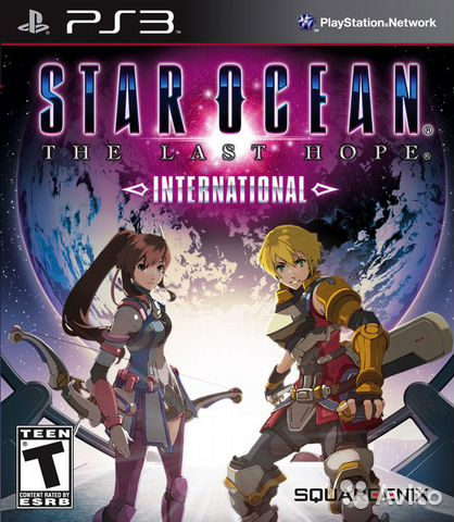 Star ocean the last hopeinternational PS3— фотография №1