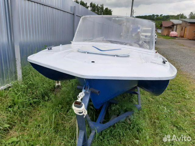 Моторная лодка Сарепта купить 4