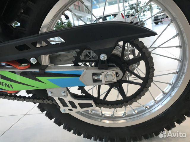 Мотоцикл kayo T2 250 enduro 21/18 88792225000 купить 8