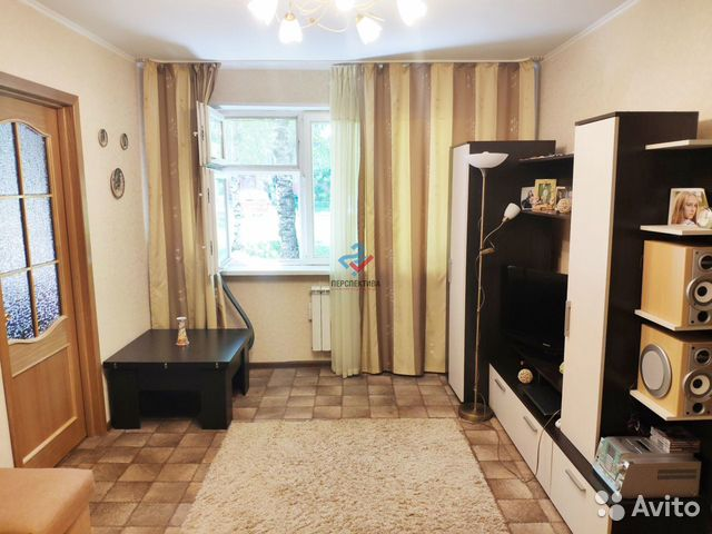 2-room apartment, 43 m2, 1/5 floor  89058701143 buy 3