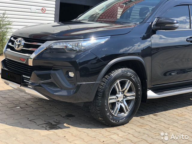 Toyota Fortuner, 2018  89584890216 купить 10