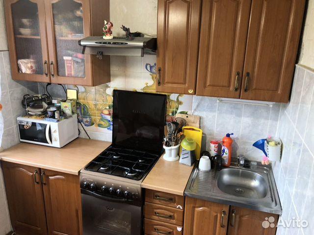 2-room apartment, 46.5 m2, 5/5 floor.  buy 7