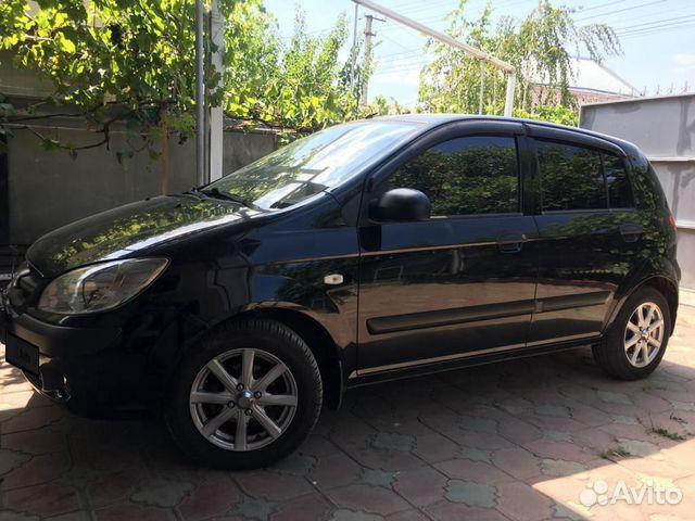 Hyundai Getz, 2010  89624912291 купить 1