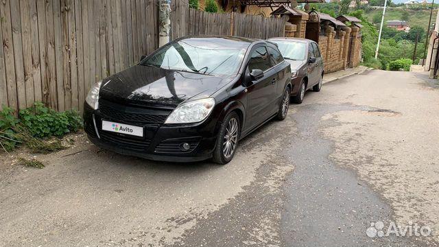 Opel Astra GTC, 2008  89624917351 купить 4