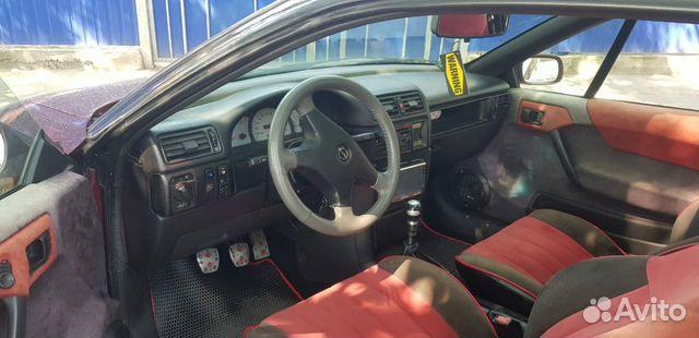 Opel Calibra, 1991