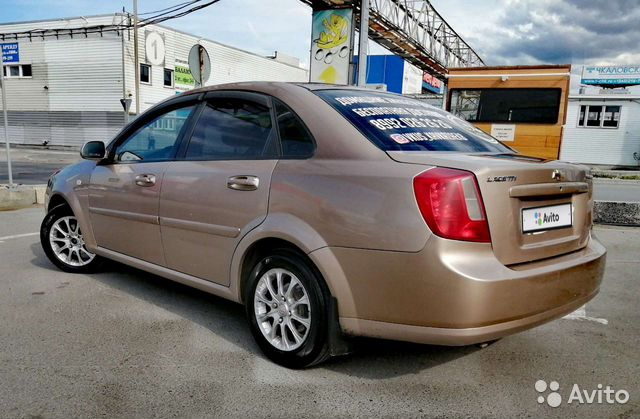 Chevrolet Lacetti, 2007  89584897868 купить 4