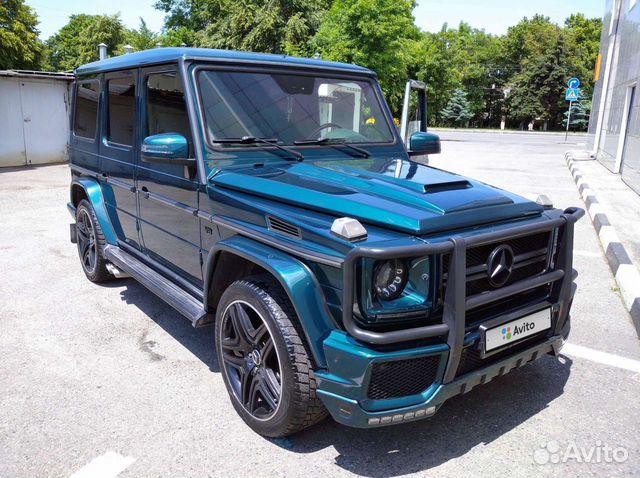 Mercedes-Benz G-класс, 2003  89280729001 купить 7