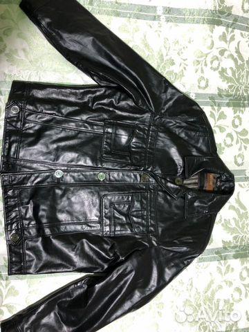 Кожаная куртка  89228251102 купить 1