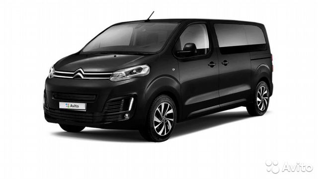 Citroen SpaceTourer, 2020