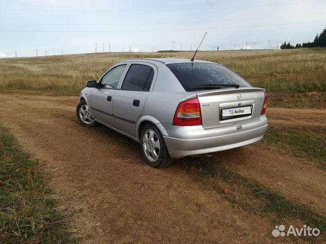Opel Astra, 2000  89068197607 купить 3
