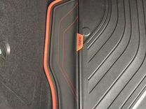 BMW 3 f30 Оригинальный Коврик в багажник и салон