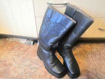 Сапоги женские 42 размер — Одежда, обувь, аксессуары в Челябинске