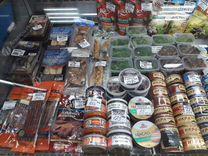 Магазин рыбы и морепродуктов на первой линии