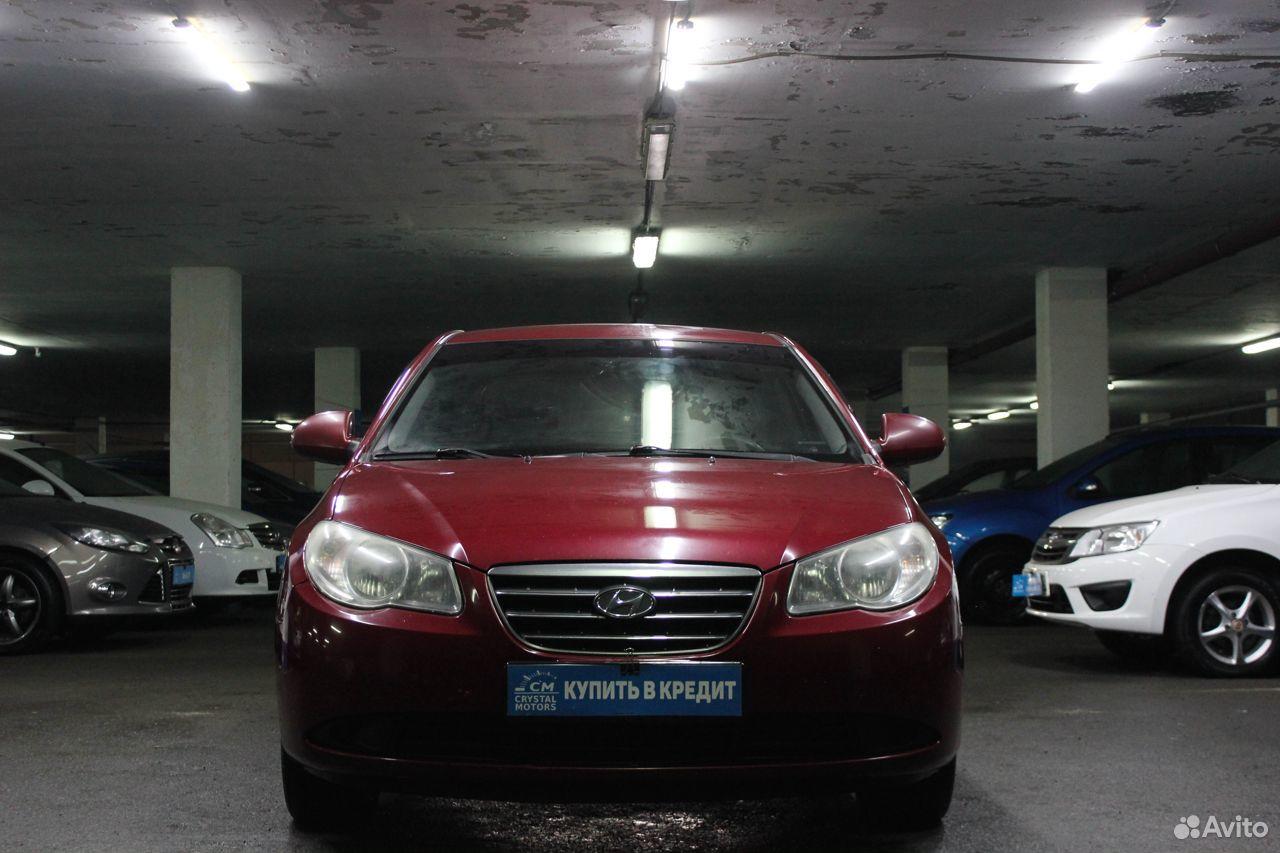 Hyundai Elantra, 2007  83452578874 купить 2