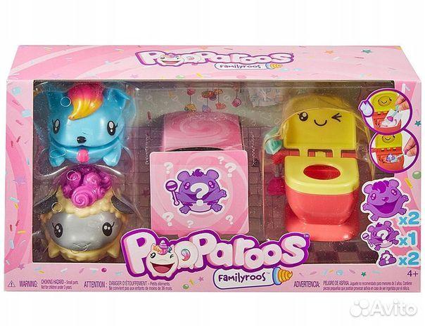 Pooparoos familyroos surprise family look  89062132153 купить 1
