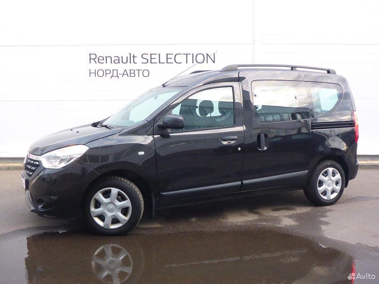 Renault Dokker, 2018  84822735062 купить 1
