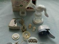 Электрический и ручной молокоотсос Philips Avent