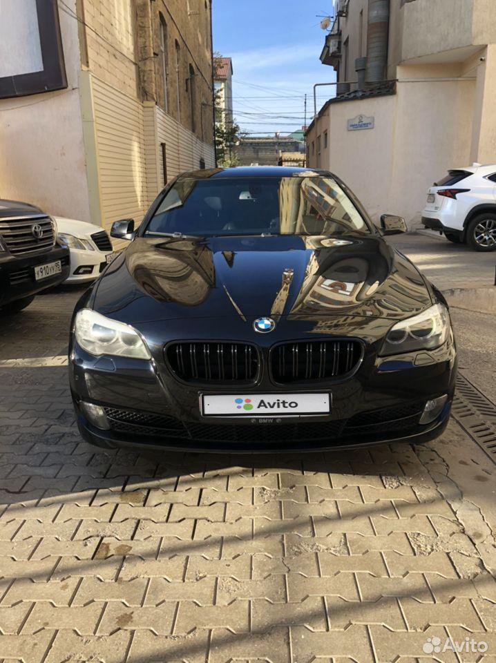 BMW 5 серия, 2010  89640519416 купить 2