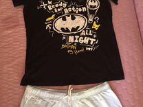 Новая пижама с биркой 44 размер Хлопок