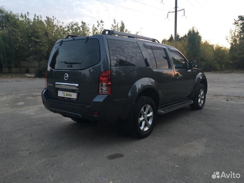 Nissan Pathfinder, 2011  89036551173 купить 5