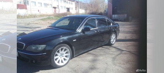 BMW 7 серия 2005 купить в ЧеРябинской обРасти на Avito — ОбъявРения