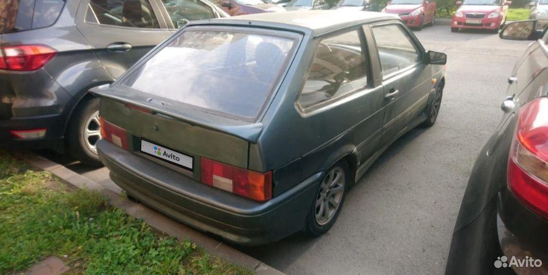 ВАЗ 2113 Samara, 2007  89388081887 купить 3