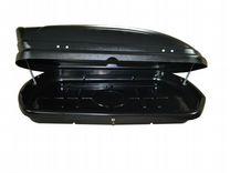 Автобокс Vetlan350 черный на Nissan Urvan — Запчасти и аксессуары в Перми