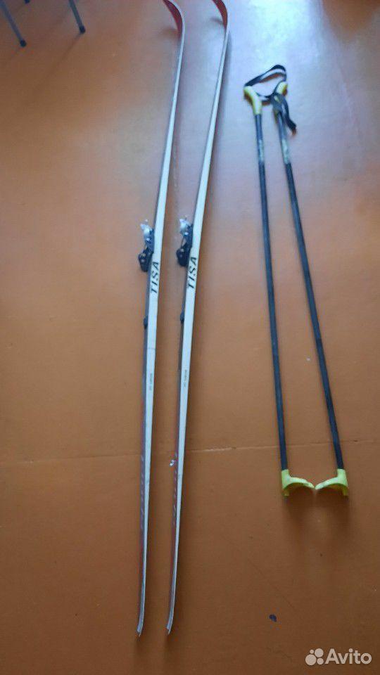 Беговые лыжи tisa 205