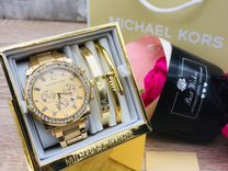 Часики Michael Kors набор с браслетом