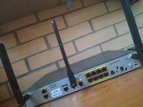 Wi-Fi Роутер Cisco 891W-AGN-A-K9
