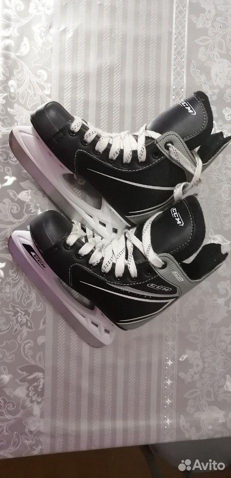 Коньки хоккейные  89276239513 купить 5