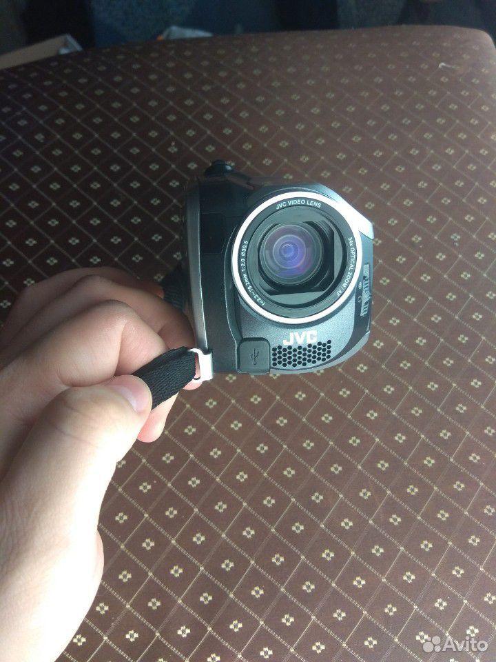 Видео камера JVC GZ-MG 130E  89372273777 купить 6