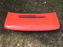 Капот Mercedes Vito 638 б/у (красный)