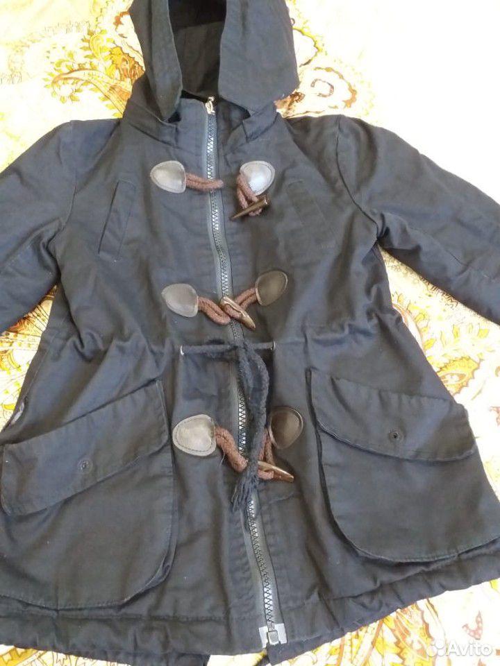 Куртка парка  89048998686 купить 1
