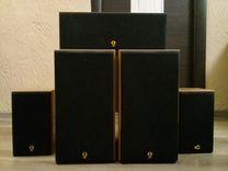 Комплект акустики 5.0 sven HP-514T (колонки)